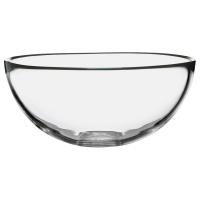 БЛАНДА Миска сервировочная, прозрачное стекло