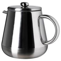 АНРИК Кофе-пресс/заварочный чайник, нержавеющ сталь
