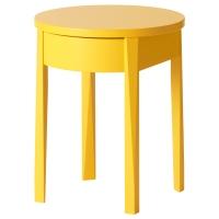 СТОКГОЛЬМ Тумба прикроватная, желтый