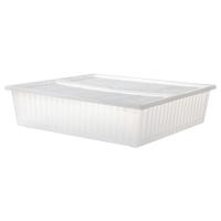ГИМСЕ Ящик кроватный, белый