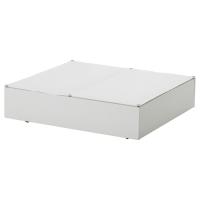 ВАРДО Ящик кроватный, белый