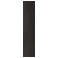 ВОЛЬДА Дверь, черно-коричневый
