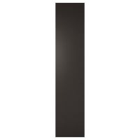 НЕКСУС Дверь, черно-коричневый
