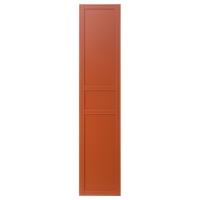 ФЛИСБЕРГЕТ Дверь, красно-коричневый