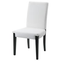 ХЕНРИКСДАЛЬ Каркас стула, коричнево-чёрный