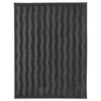 ЛИНЭС Придверный коврик, темно-серый