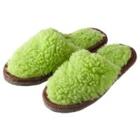 ФЕГЕН Тапочки, оливковый зеленый