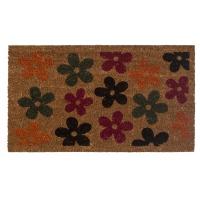 ЭСРУМ Придверный коврик, разноцветный