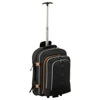 УПТЭККА Рюкзак на колесиках, темно-серый