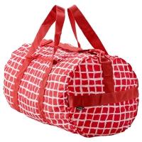КНЭЛЛА Спортивная сумка, красный/белый