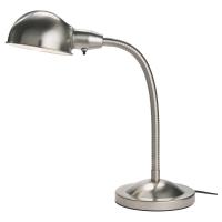 ФОРМАТ Лампа рабочая, никелированный