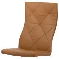 ПОЭНГ Подушка-сиденье на кресло, Сеглора естественный
