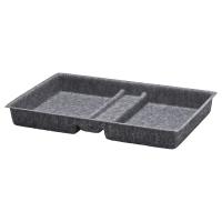 БЕСТО Разделитель ящика, серый