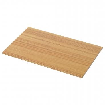 АЛДЕРН столешница бамбук длина 82 см