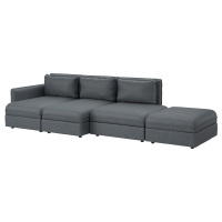 ВАЛЛЕНТУНА 4-местный диван