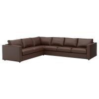 ВИМЛЕ 5-местный угловой диван