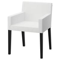 НИЛЬС Каркас стула с подлокотниками
