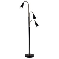 КВАРТ Светильник напольный с 3 лампами