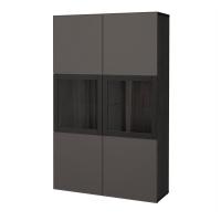 БЕСТО Комбинация д/хранения+стекл дверц