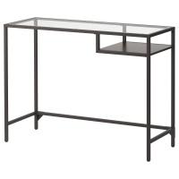 ВИТШЁ стол для ноутбука стекло