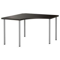 ЛИННМОН / АДИЛЬС стол письменный угловой