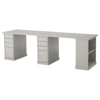 КЛИМПЕН стол письменный 240 x 60 см