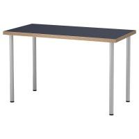 ЛИННМОН / АДИЛЬС стол письменный 120 x 60 см