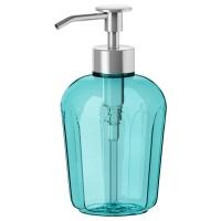 СВАРТШЁН дозатор для жидкого мыла бирюзовый
