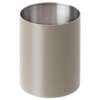 МЬЁСА стакан для зубных щеток светло-коричневый