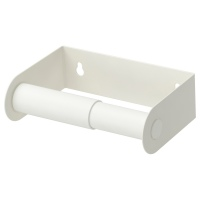 ЭНУДДЭН держатель туалетной бумаги белый