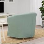 ТУЛЬСТА кресло с чехлом