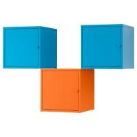 ЛИКСГУЛЬТ Комбинация д/хранения, оранжевый, синий