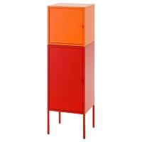 ЛИКСГУЛЬТ Комбинация д/хранения, красный, оранжевый