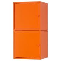 ЛИКСГУЛЬТ Комбинация д/хранения, оранжевый, оранжевый