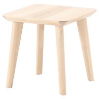 ЛИСАБО Придиванный столик, ясеневый шпон