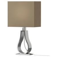 КЛАБ Лампа настольная, светло-коричневый