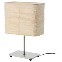 МАГНАРП Лампа настольная, естественный