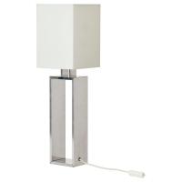 ТОРСБУ Лампа настольная, белый с оттенком