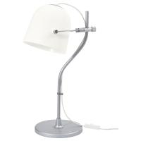 СВИРВЕЛЬ Лампа настольная, белый