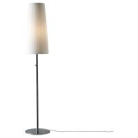 ИКЕА 365+ ЛУНТА Светильник напольный, хромированный