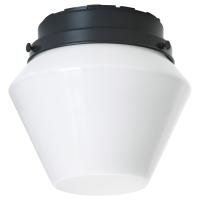 ЭЛЬВЕНГЕН Потолочный светильник, белый
